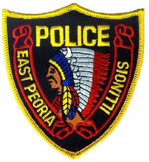 East Peoria Police patch